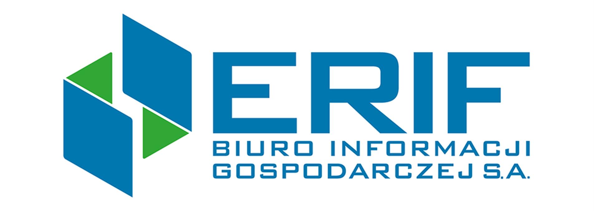 erif - biuro informacji gospodarczej